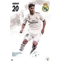 Erik Editores Poster Real Madrid 2018/2019 Asensio