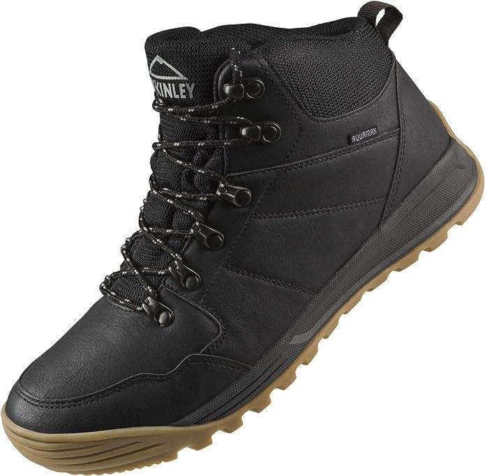McKinley señores botas de invierno daniel aqx negro