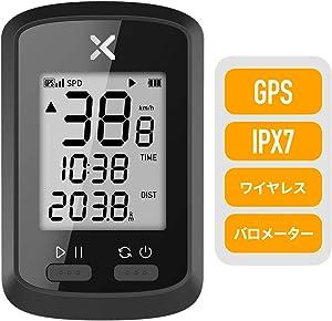 XOSS Gサイクリングコンピュータ、GPS