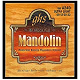 GHS Strings Mandolin Set (Ultra Light Phosphor Bronze)