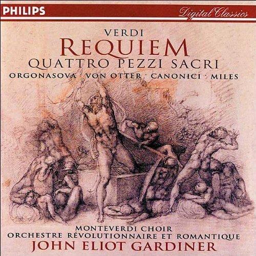 Verdi: Requiem / Quattro Pezzi Sacri (Four Sacred Pieces) ()
