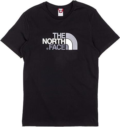 The North Face M S//S Easy Maglia a Maniche Corte Uomo