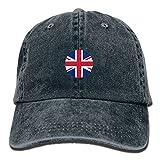 british military hat - Jusxout Flag British Funny Unisex Adjustable Baseball Cap Dad Hat