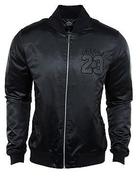 Nike Air Negro Línea 6 Chaqueta black Hombre Aj Jordan Bomber qxAUp6q