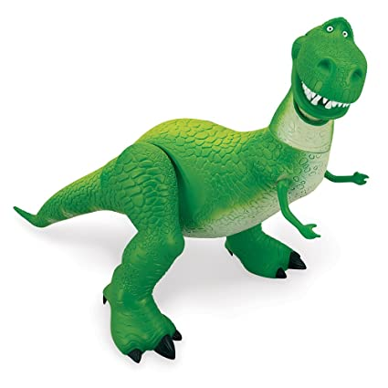 Amazon Com Toy Story 3 Rex The Dinosaur Toys Games