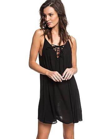 538ace856ac30 Roxy Softly Love - Strappy Dress for Women ERJX603122: Roxy: Amazon.co.uk:  Clothing