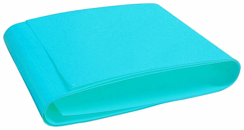 Jamara 97099 - Schrumpfschlauch blau 70 mm 100 m