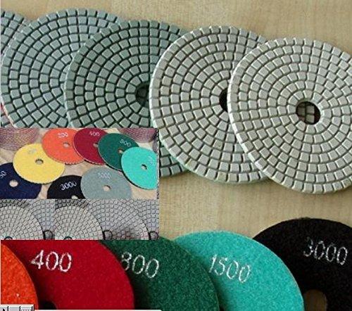 7 inch concrete polishing pads - 6