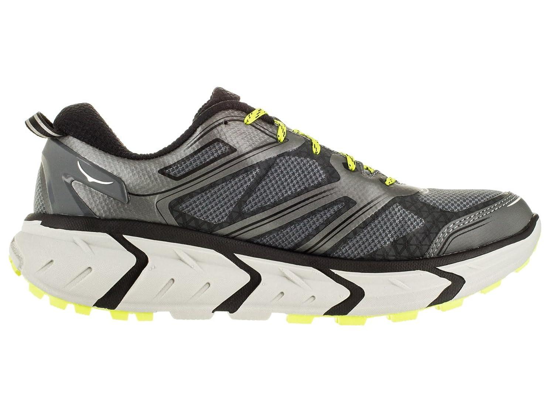 Amazon.com   Hoka One One Mens M Challenger Atr 2 Grey/Citrus Running Shoe  (9.5)   Trail Running