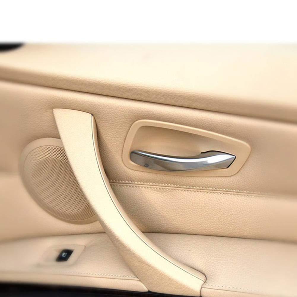 IrahdBowen Maniglia Interna della Porta Maniglie delle Porte E90 Miglioramento Materiale Supporto Interno Bracciolo Interno 320 Interno
