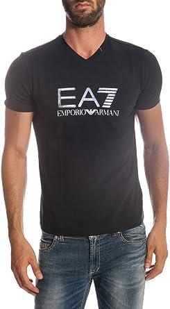 Emporio Armani 273911 - Camiseta de manga corta: Amazon.es: Ropa y accesorios