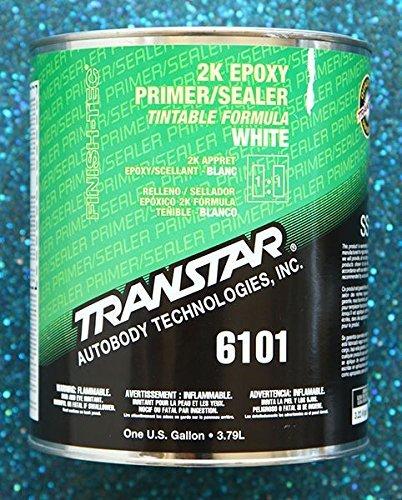 TRANSTAR (6101) White 2K Epoxy Primer/Sealer - 1 Gallon