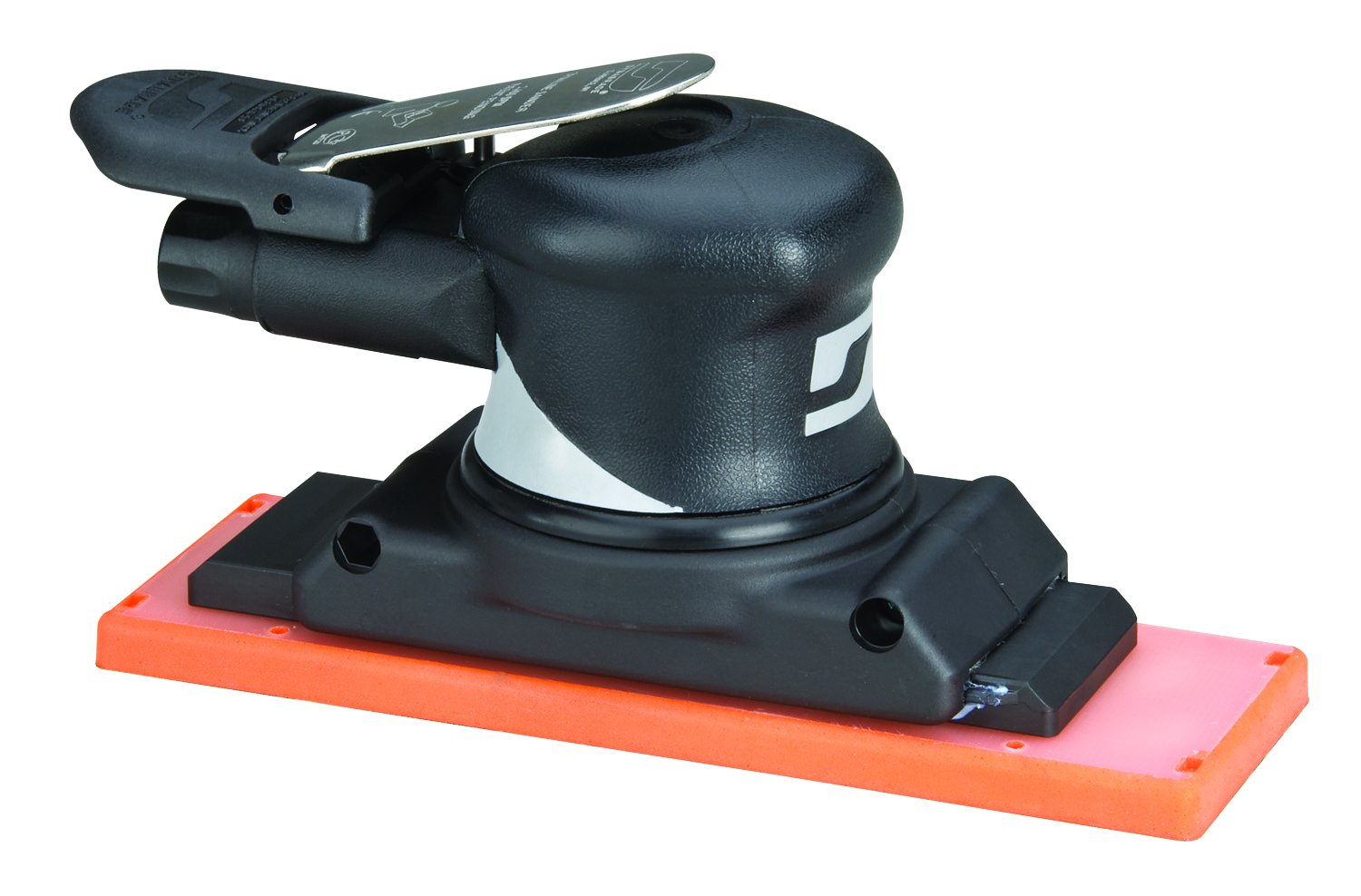 Dynabrade 57400 2-3/4-Inch Wide by 8-Inch Length Pad Non-Vacuum Dynaline Sander, Black by Dynabrade B00065TP46