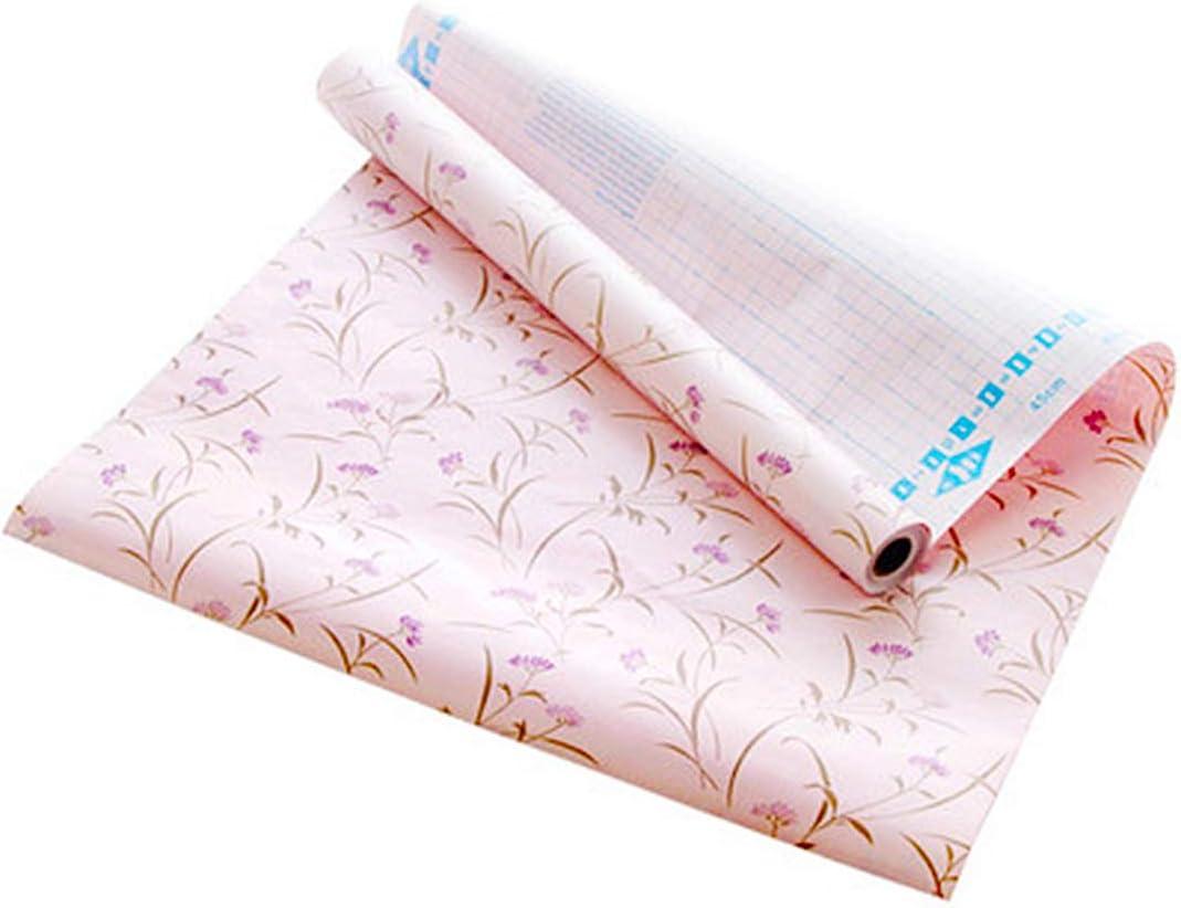 Lunghezza 500 Centimetri Polly Online Shelf Carta di Contatto Carta per Shelf Liner Cassetto da Crociera da Parete e Artigianato Artistico Progetti Finestra