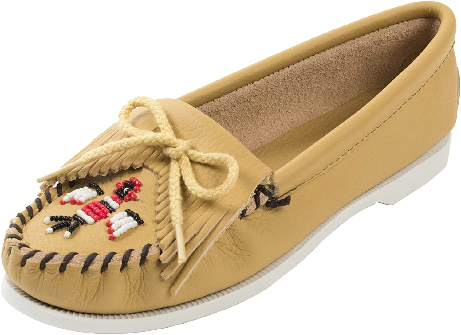 Limited time trial price Minnetonka Women's Thunderbird In stock Moccasin