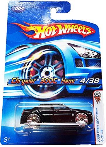 Hot Wheels 2006 Collector No. 004 - Chrysler 300C Hemi - 4 of 38
