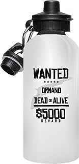 MugMax Ormand Water Bottle La Bouteille d'eau, Le Cadeau personnalisé, folâtre Les Bouteilles d'eau Qui indique Ormand, 600ml / 20oz