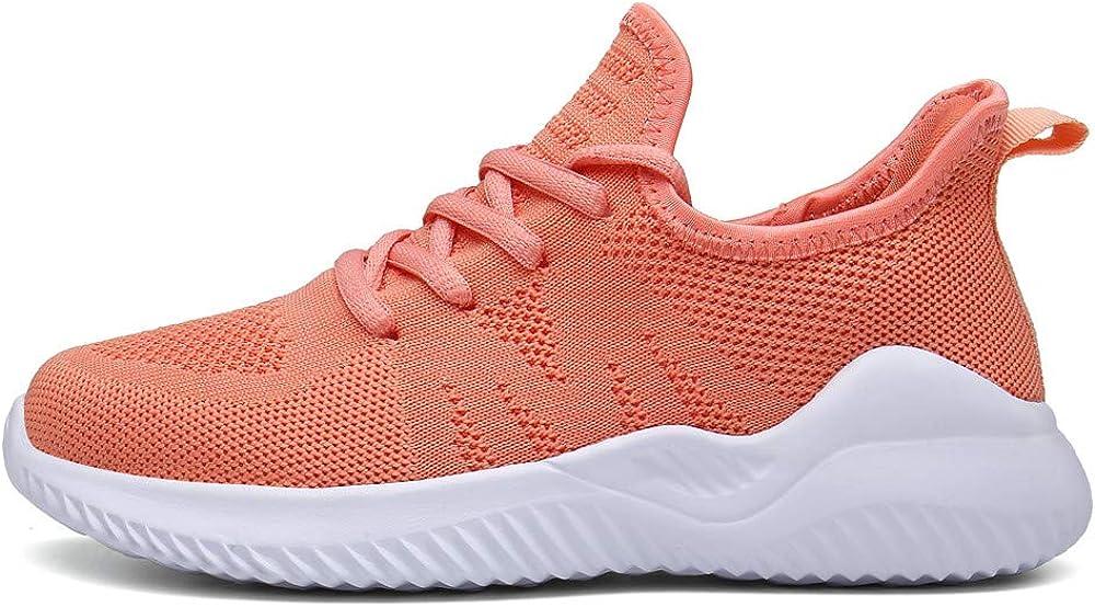 Chaussures de Course Femme Baskets Running Fitness Sneakers Respirantes