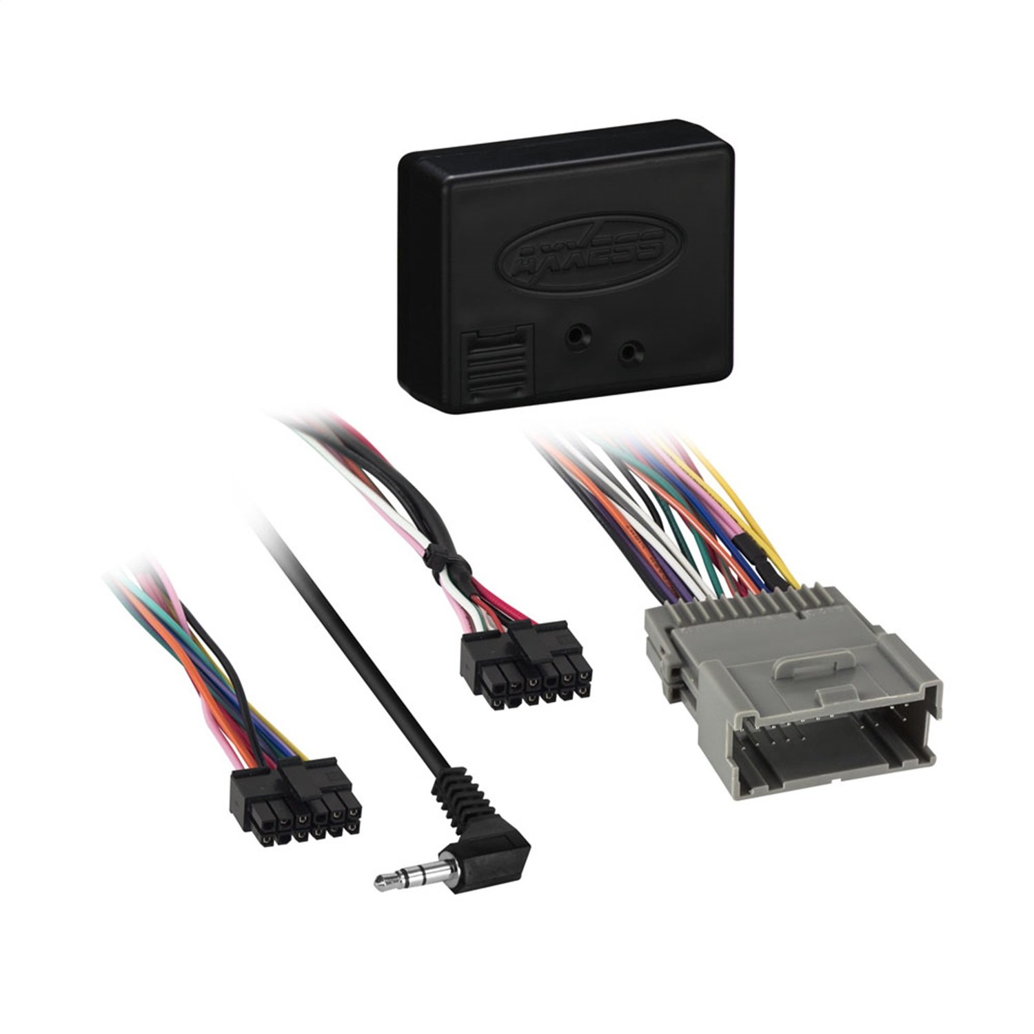 Axxess Xsvi 2003 Nav Non Amplified Onstar Harness Metra Gmos04 Wiring Interface Connect A New Car Stereo And Retain Electronics