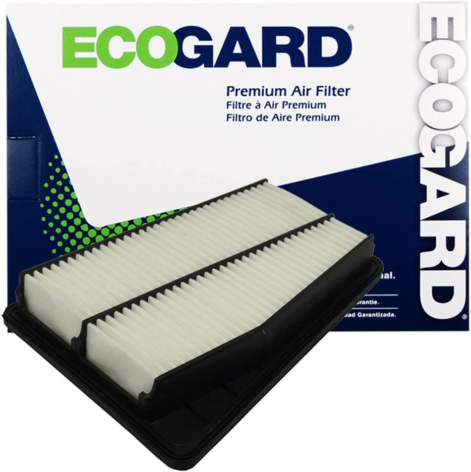 ECOGARD XA6055 Premium Engine Air Filter Fits Hyundai Genesis 3.8L 2009-2011