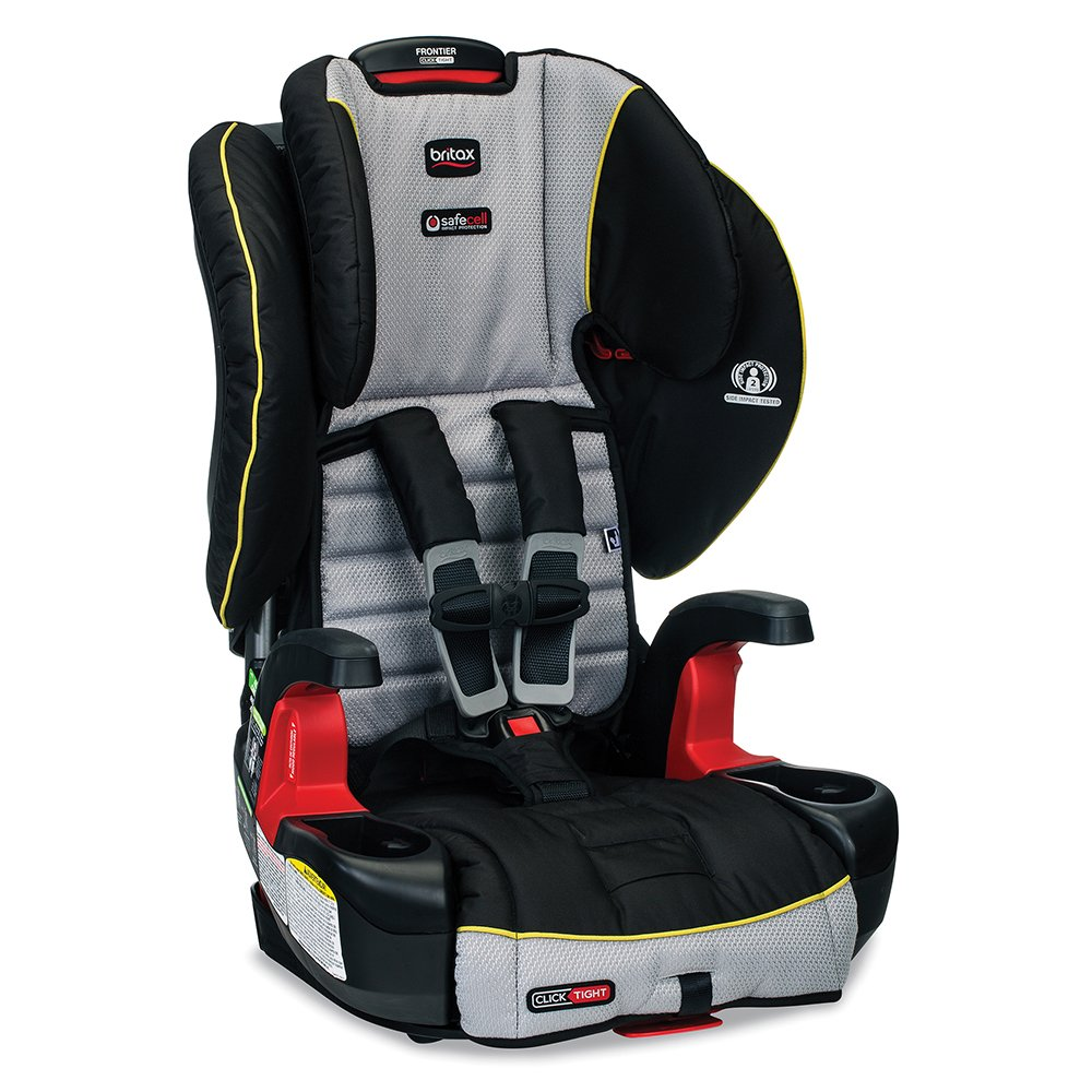 Britax Frontier ClickTight Combination Harness-2-Booster Car Seat, Trek