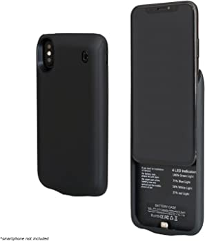 Deco Gear iPhone X Charging Accessory Pack with Battery Case