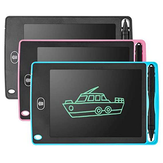 Etuoji 6.5 in LCD Tablet Childrens Drawing Board Graffiti Writing Board Graphics Tablets