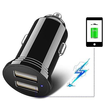 BJYG Cargador de Coche Mini Cargador de Coche USB para ...
