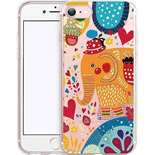 Protector Girl SwiftBox 7 with 111 Screen Red 7 Case Clear Case Dress Design with for iPhone iPhone Tempered Glass S6Tzqn
