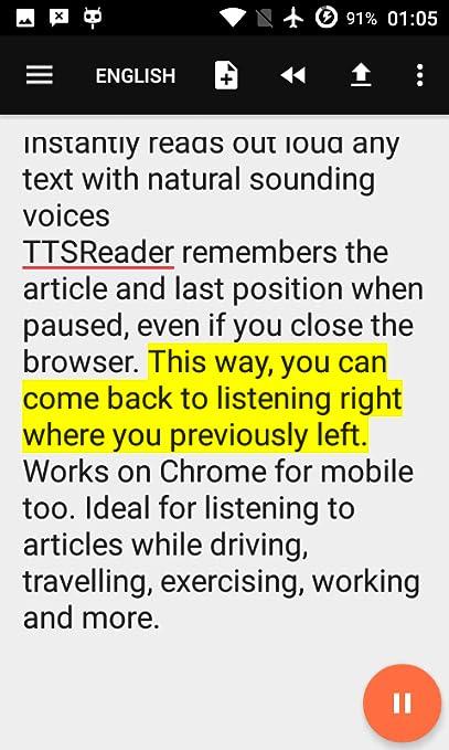 TTSReader