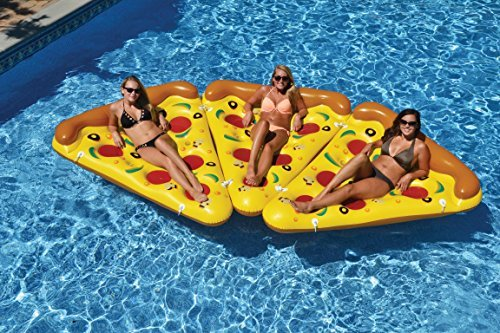 Zehui 6 Foot By 5 Foot Giant Inflatable Pizza Slice - Electric Sunglasses Discount