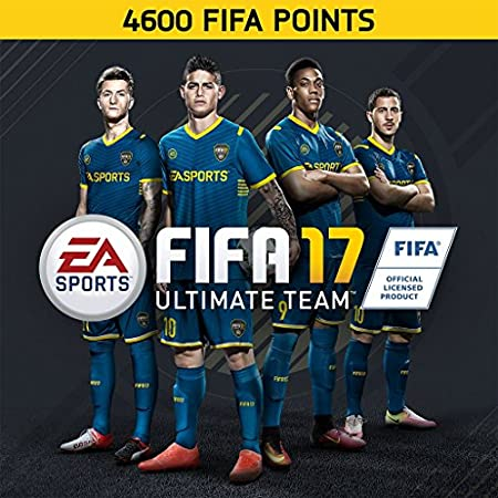 EA Sports FIFA 17: 4600 Points Pack - PS4 [Digital Code]