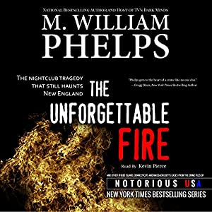 The Unforgettable Fire Audiobook