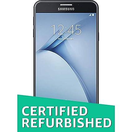 81a24ebf636 (Certified REFURBISHED) Samsung Galaxy On Nxt G610FH (Black