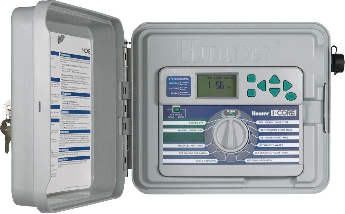 Agricultural Irrigation Equipment Hunter I-Core IC-600PL ...