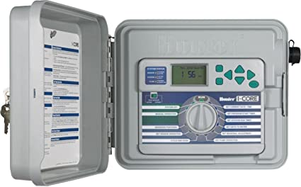 amazon com hunter sprinkler ic600pl i core dual controller 48 rh amazon com Hunter IDs Controller Manual Hunter Sprinkler Control Box Manual