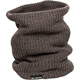 Billabong Men's All Day Neck Warmer, Grey Heather, One Size