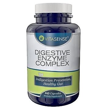 Amazon.com: VitaSense Complejo Digestivo de Enzimas ...