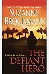 The Defiant Hero (Troubleshooters Book 2) Kindle Edition