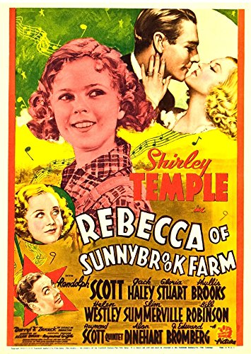 (Posterazzi EVCMMDREOFFE005H Rebecca of Sunnybrook Farm Movie Poster Masterprint, 11 x 17)