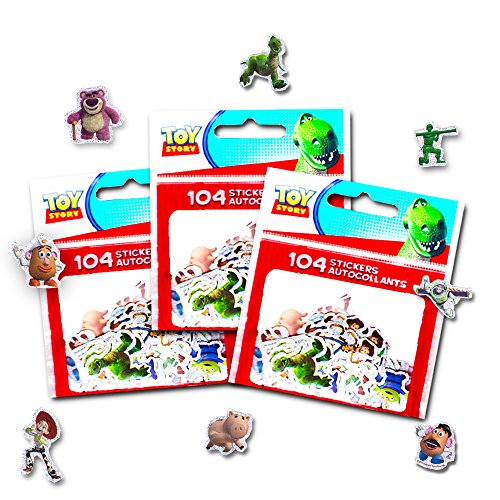 Toy Story Stickers Party Supplies ~ Over 276 Reward Stickers
