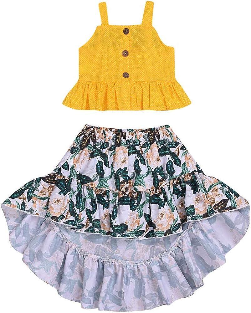 1 – 6 años, SO-buts Niñas Bebé Niña Verano Moda Lovely Blusa ...