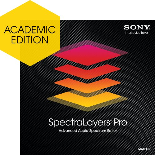 Sony SpectraLayers Pro 2 - Academic Version Mac [Download] by Sony