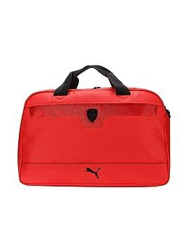 d84c03d261 Puma Ferrari Weekender Sports Sac de Voyage, Homme, Rosso Red ...