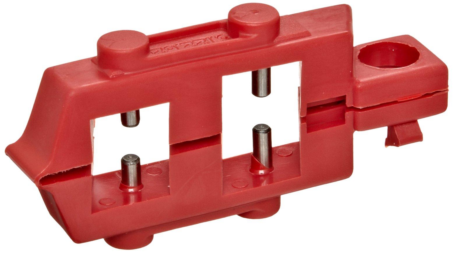 Brady 120V Snap-On Breaker Lockout (Pack Of 6)