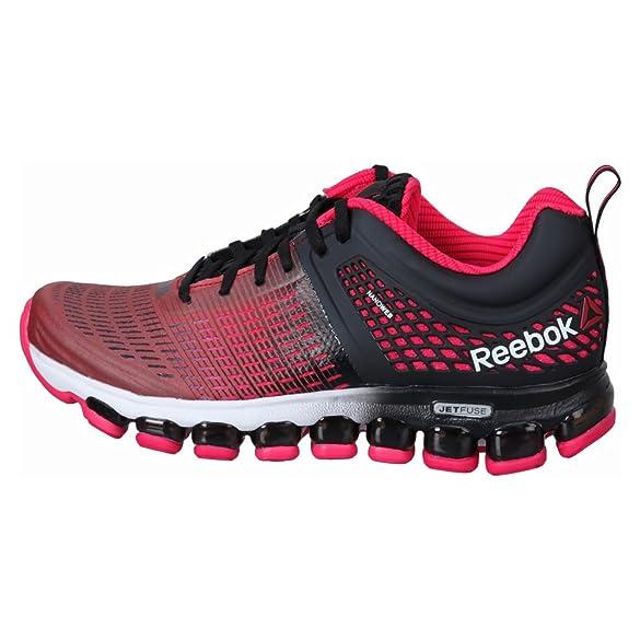 1a1f3533a0a ... Reebok ZJet Run Irides M48062 Womens Jogging shoes Runningshoes  Trainers Black 5 UK Amazon.co ...