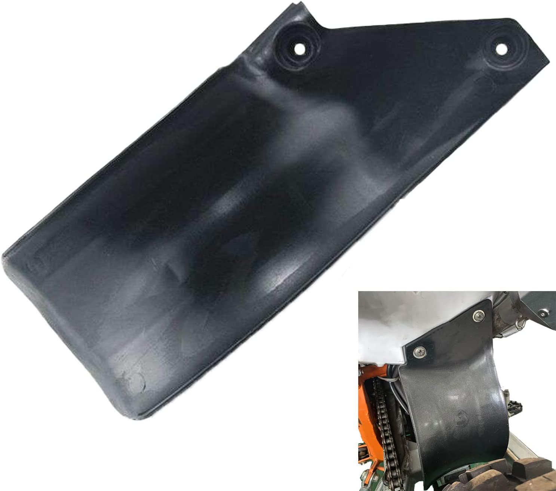 LWL Motorcycle Rear Mud Flap Guard,Rear Shock Absorber Fender For KTM 250 SX SXF 125-525 2007-2014 EXC XC 200-530 2008-2015 Dirt Pit Bike KAYO K6 ZUUMAV X7K