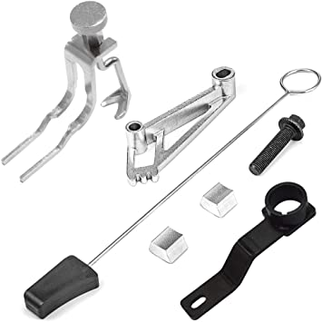 Engines Repair Tools Kit for Ford 4.6L//5.4L//6.8L 3V Valve Spring Compressor Cam Phaser Holding Tool Cam Phaser Lockout kit Crankshaft Positioning Tool Timing Chain Locking Tool and Pulley Bolt