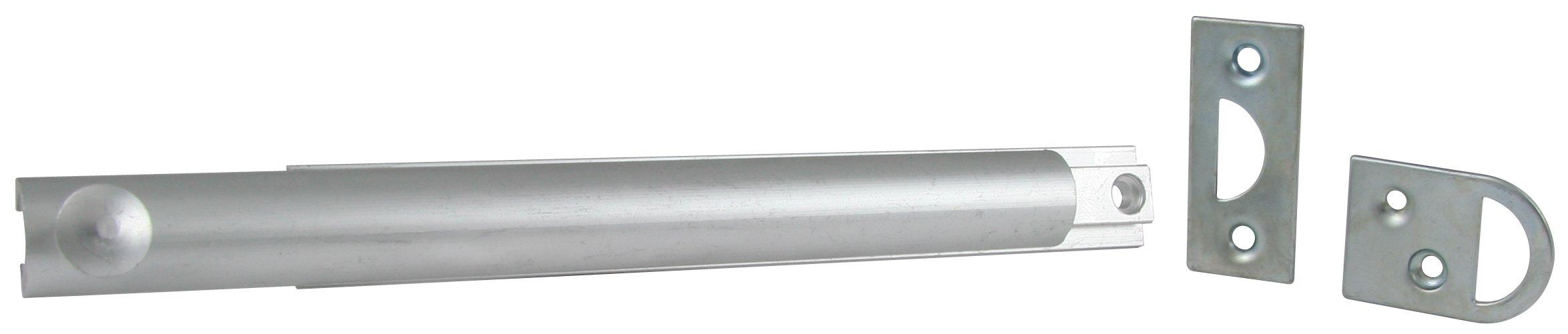 Ultra Hardware 8010 Aluminum Surface Bolt