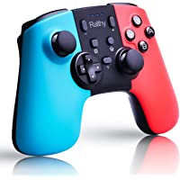 Ralthy Wireless Pro Controller with Switch/Switch Lite